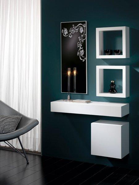 Colecci n d dalo recibidor moderno muebles zafra - Mueble recibidor moderno ...