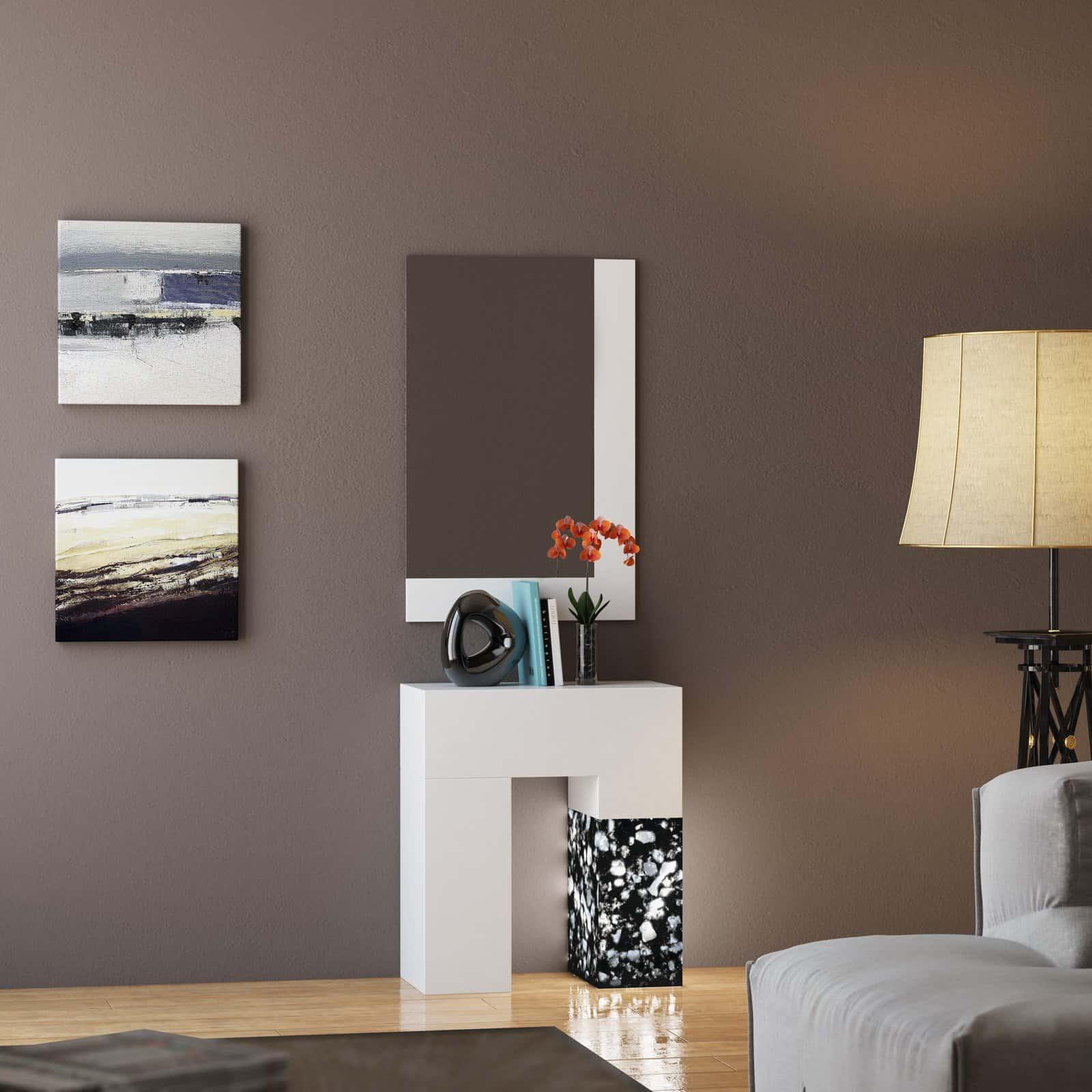 Recibidores Modernos Decoracion Moderno Decoracion Moderno  # Telas Para Muebles Zafra