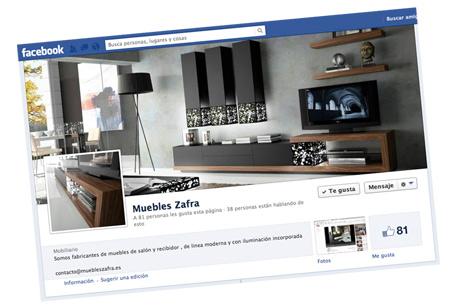 Facebook muebles zafra muebles zafra for Muebles en zafra